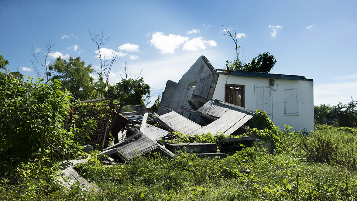 Barbuda - Voices from the margins: Development in the disaster z